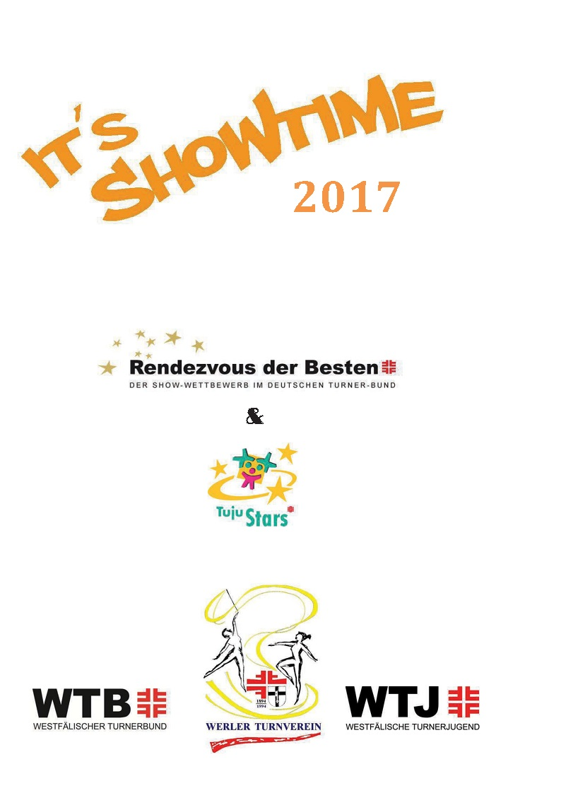 Plakat: It's showtime 2017
